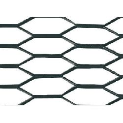 RACING GRILL 100X33 HEXAGON   COL. NERO
